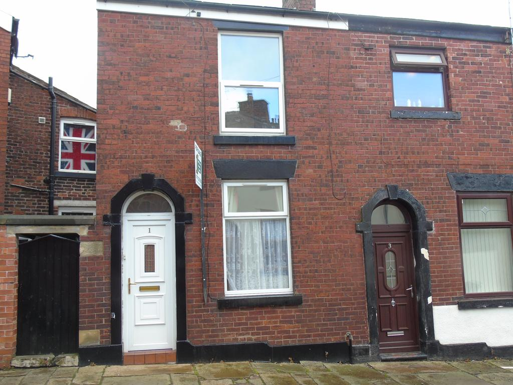 1 Bedroom End Of Terrace House for sale in Swift Street, Ashton-under-Lyne OL6