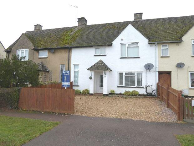 3 Bedrooms Terraced House for sale in Archery Road, Middleton Cheney