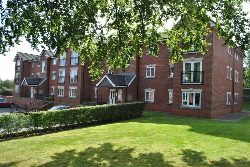 2 Bedrooms Apartment Flat for sale in The Mount, St Georges, Second Avenue, Porthill, Newcastle