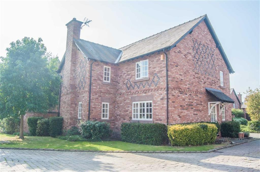 4 Bedrooms Detached House for sale in Ivy Court, Pulford, Chester, Chester