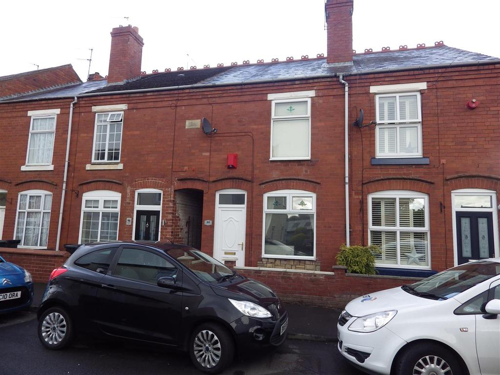 2 Bedrooms Terraced House for sale in Bloomfield Street North, Halesowen