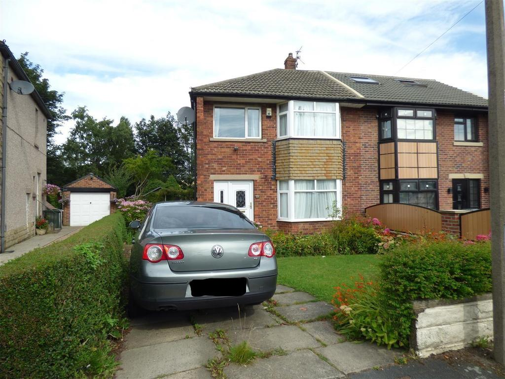 3 Bedrooms Semi Detached House for sale in Birch Grove, West Bowling, Bradford, BD5 8HU