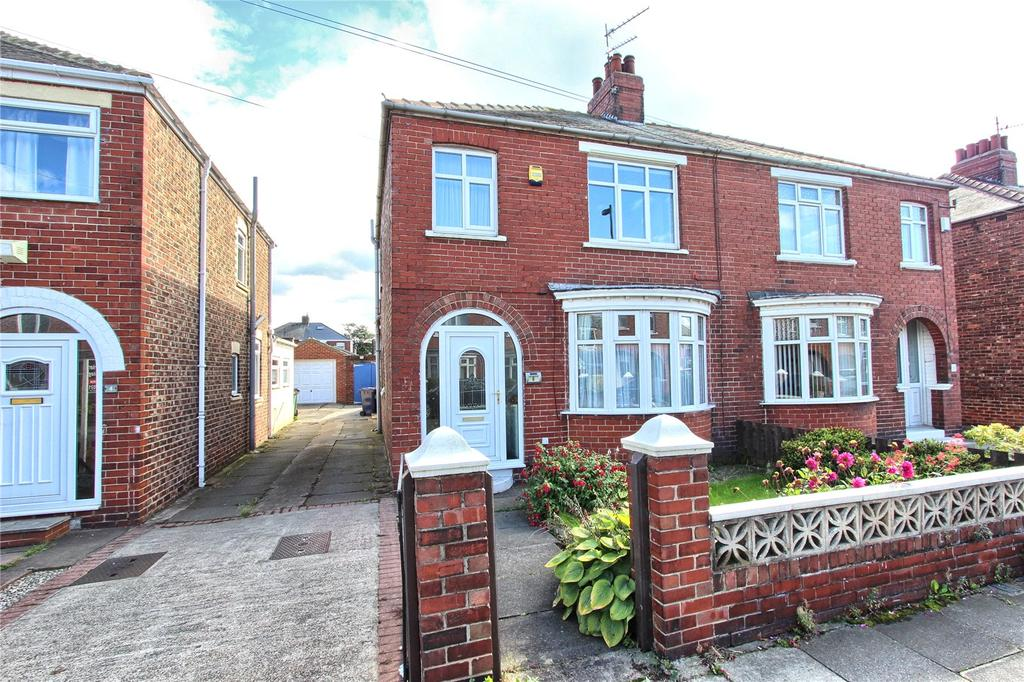 3 Bedrooms Semi Detached House for sale in Belmont Avenue, Teesville