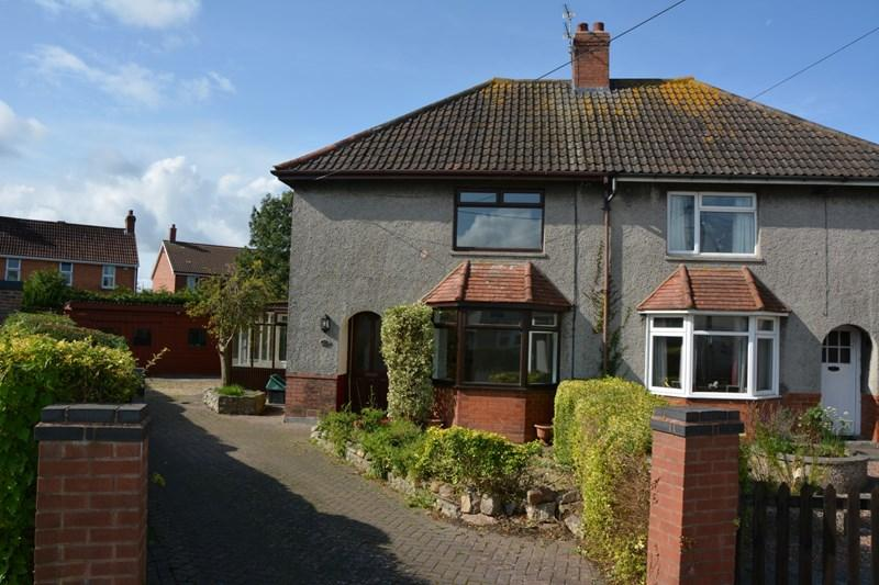 3 Bedrooms Semi Detached House for sale in Ringstone, West Huntspill