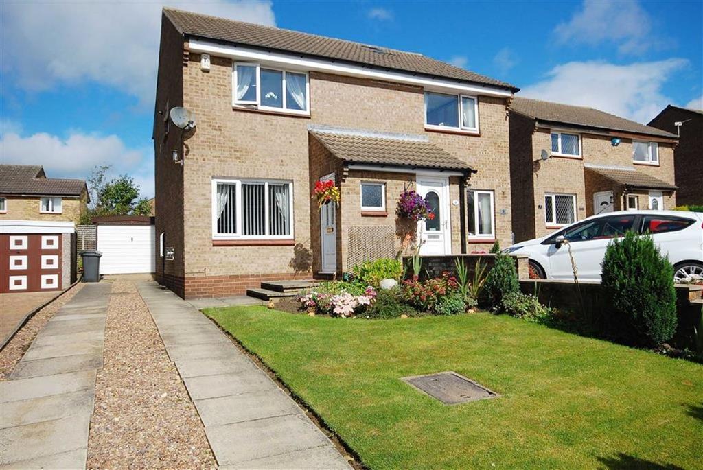 2 Bedrooms Semi Detached House for sale in Acorn Drive, Whinmoor, Leeds, LS14