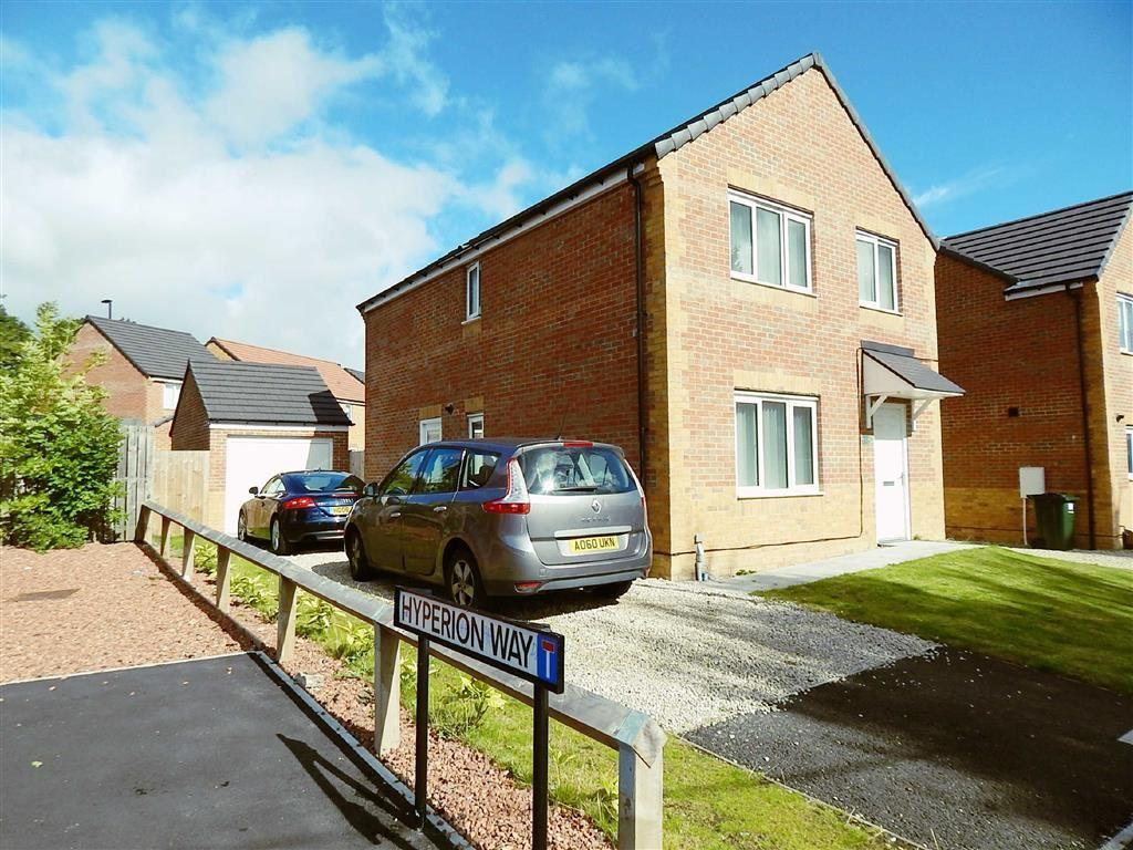 4 Bedrooms Detached House for sale in Hyperion Way, Walker, Newcastle Upon Tyne, NE6