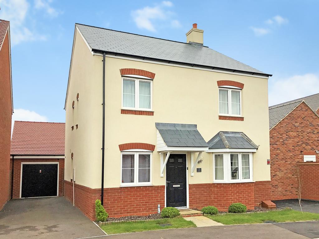 4 Bedrooms Detached House for sale in Cranfield, Bedford MK43