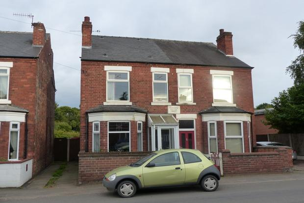 3 Bedrooms Semi Detached House for sale in Ilkeston Road, Sandiacre, Nottingham, NG10
