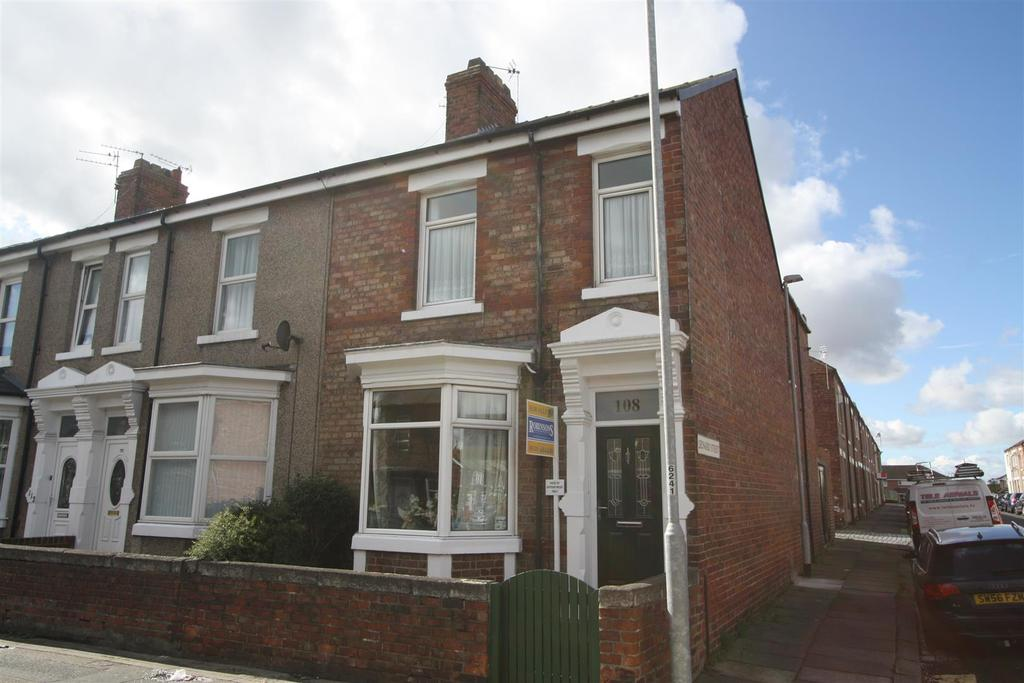 3 Bedrooms Terraced House for sale in Neasham Road, Darlington