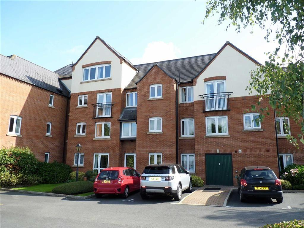 1 Bedroom Flat for sale in Watkins Court, Hereford, Herefordshire