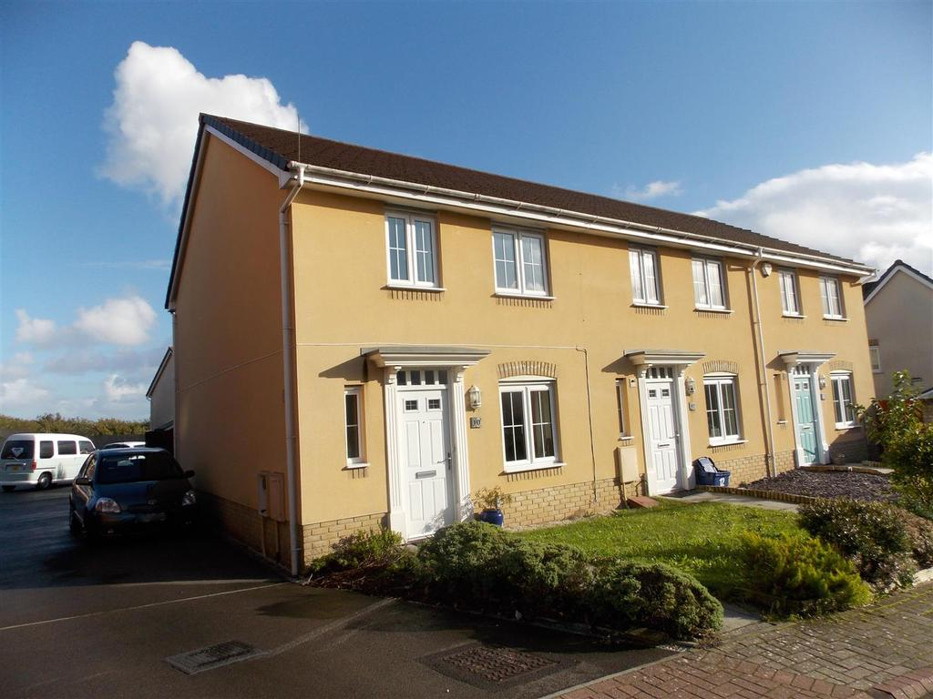 3 Bedrooms End Of Terrace House for sale in Clos Celyn, Pencoedtre, Barry