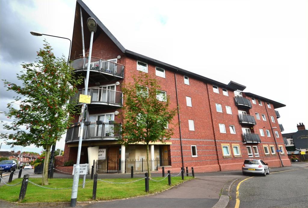 2 Bedrooms Apartment Flat for sale in Shapley Court, School Lane, Didsbury