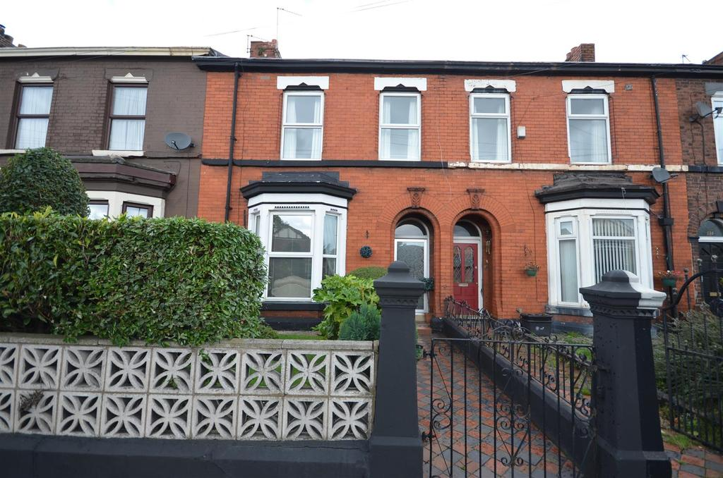 4 Bedrooms Terraced House for sale in Prescot Road, St. Helens