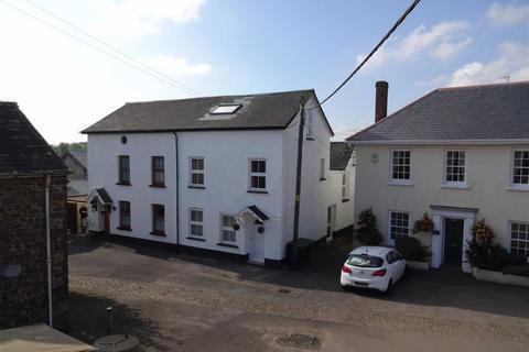 4 bedroom semi-detached house for sale - The Square, Witheridge, Tiverton, Devon, EX16