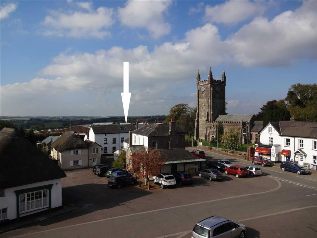 4 Bedrooms Semi Detached House for sale in The Square, Witheridge, Tiverton, Devon, EX16