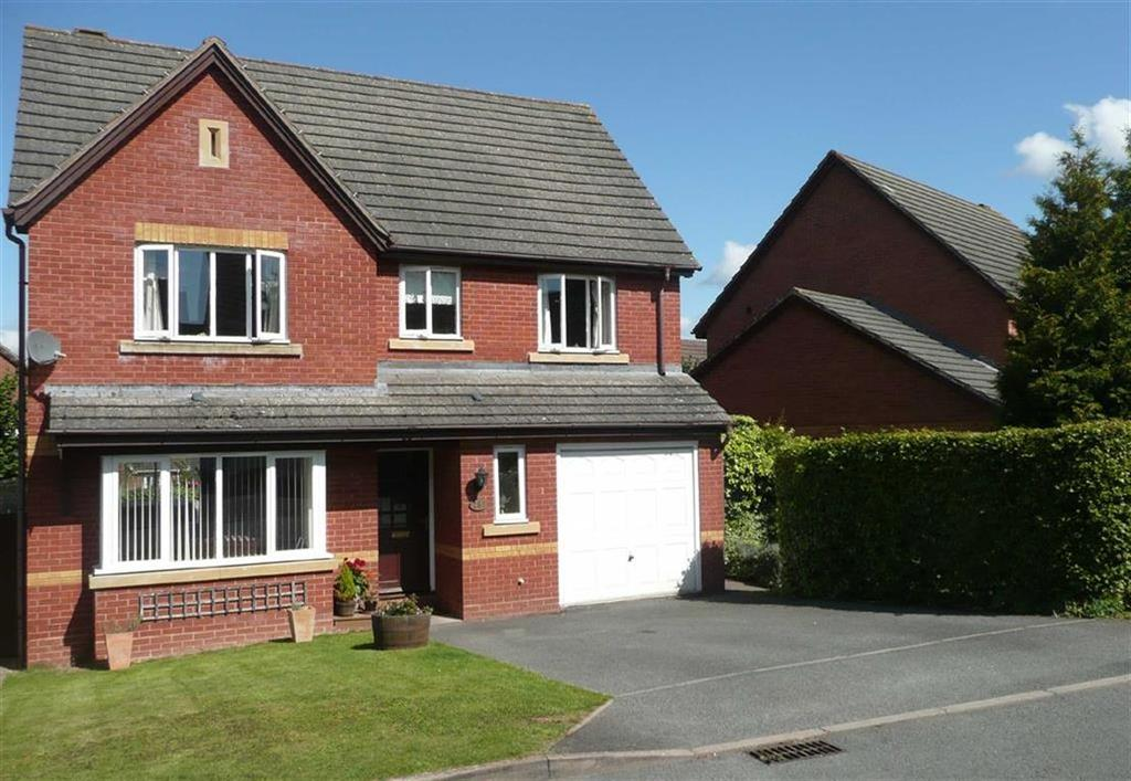 4 Bedrooms Detached House for sale in 183, Godiva Road, Leominster, Herefordshire, HR6