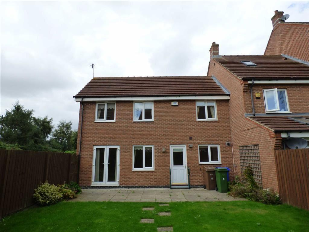 3 Bedrooms Terraced House for sale in Conisborough Mews, Brough