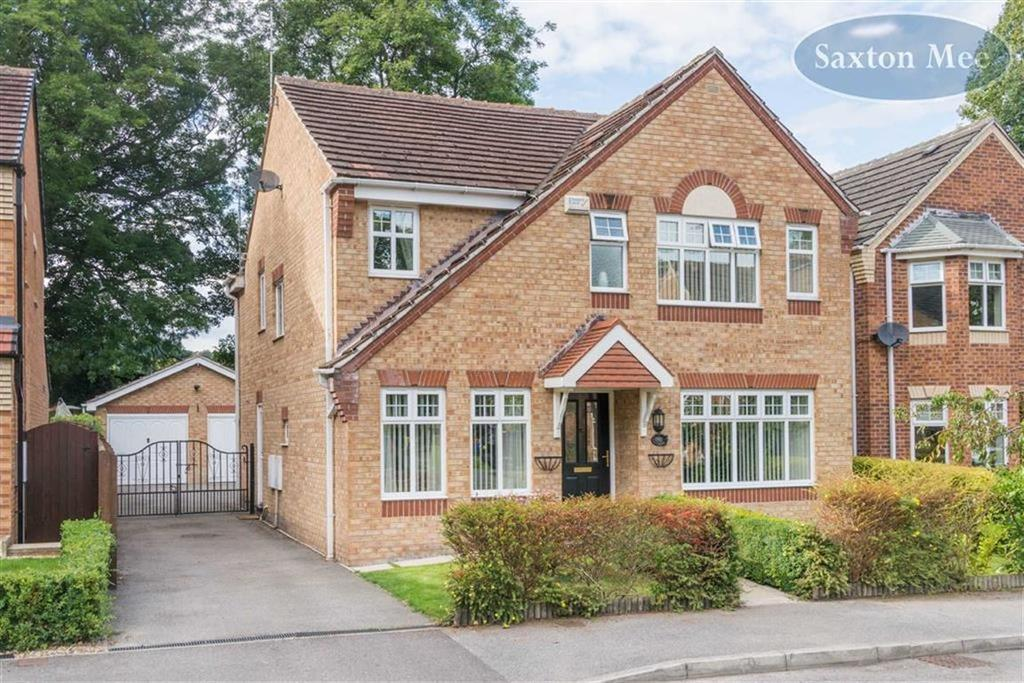 4 Bedrooms Detached House for sale in Northwood Drive, Wadsley Park Village, Sheffield, S6