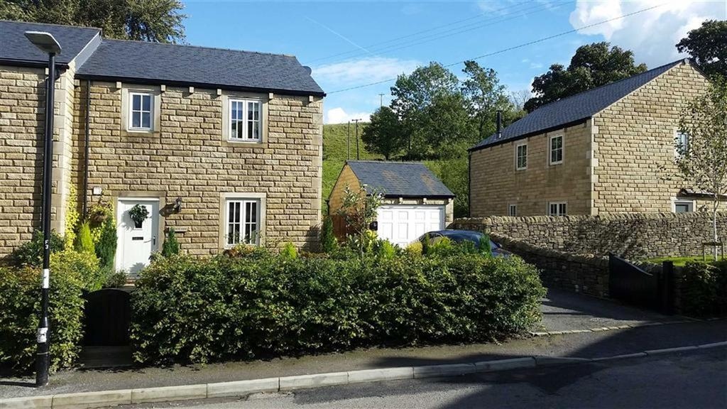 3 Bedrooms Semi Detached House for sale in Barley Green, Barley, Lancashire