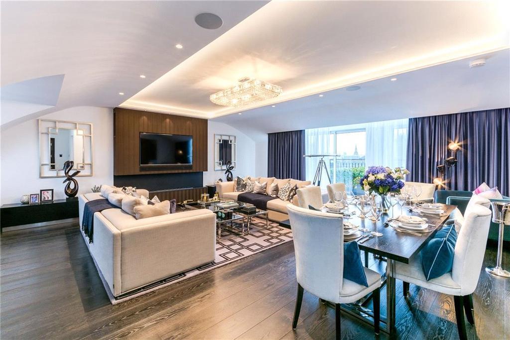 3 Bedrooms Penthouse Flat for sale in Artillery Mansions, Victoria Street, Westminster, London, SW1H