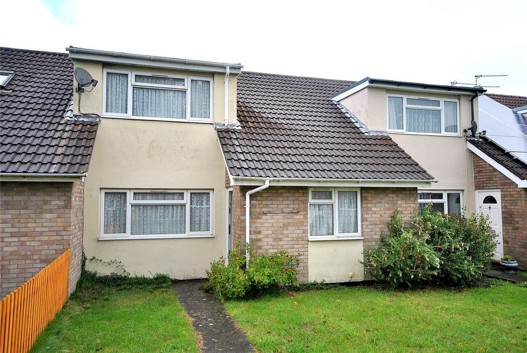 3 Bedrooms Semi Detached House for sale in Bampton, Tamar Road, Worle, North Somerset, BS22