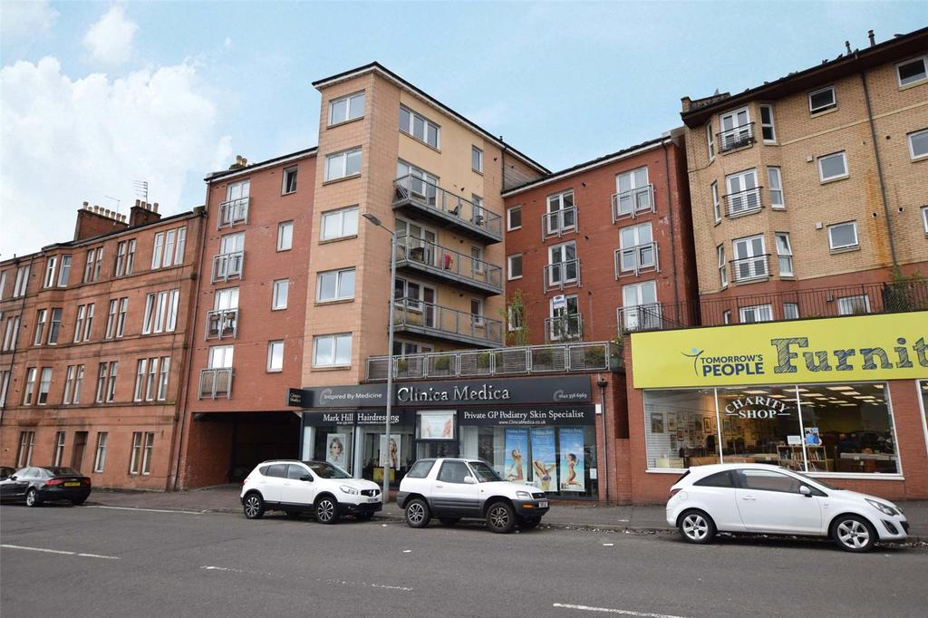 1 Bedroom Apartment Flat for sale in 3/2, Crow Road, Partick, Glasgow