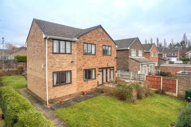 4 Bedrooms Detached House for sale in Cleveland Avenue, Wakefield, West Yorkshire