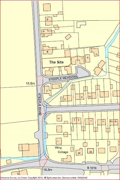 Plot Commercial for sale in Steeple Road, Southminster, Essex, CM0