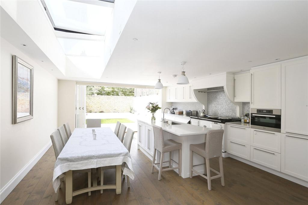 5 Bedrooms Terraced House for sale in Parthenia Road, Fulham, London, SW6