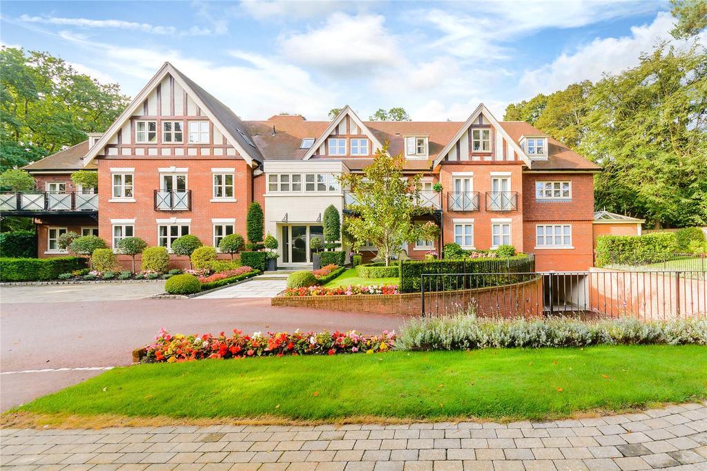2 Bedrooms Flat for sale in Brockenhurst House, Brockenhurst Road, Ascot, Berkshire