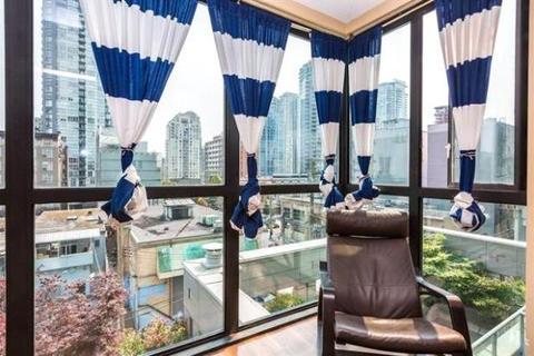 1 bedroom apartment  - 1 Bedroom Plus Den, 1188 Howe Street, Vancouver
