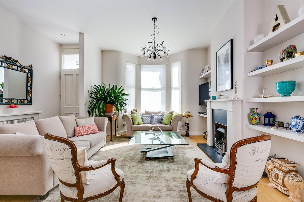 5 Bedrooms Terraced House for sale in Prothero Road, Fulham