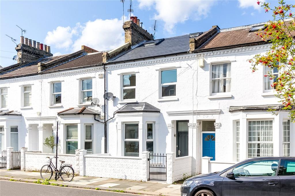 5 Bedrooms Terraced House for sale in Prothero Road, Fulham, London