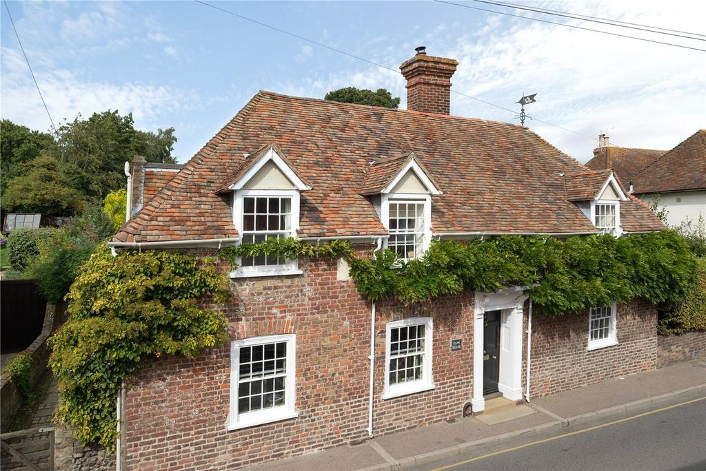 3 Bedrooms Detached House for sale in The Street, Ash, Canterbury, Kent