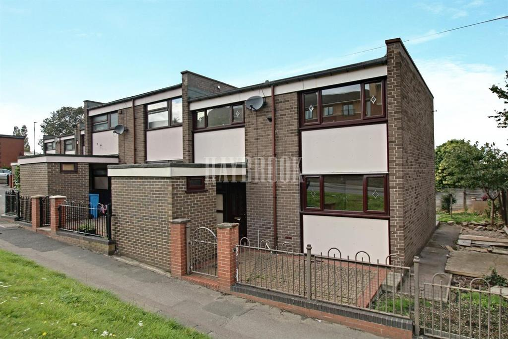 3 Bedrooms End Of Terrace House for sale in Station Road, Woodhouse