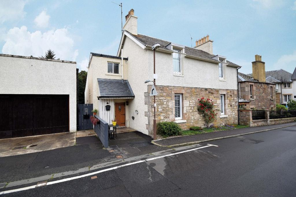 3 Bedrooms Semi-detached Villa House for sale in 18 West Mill Road , Colinton , Edinburgh , EH13 0NX