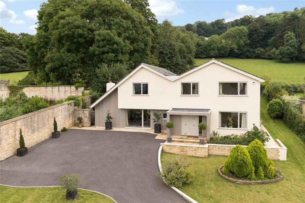4 Bedrooms Detached House for sale in Perrymead, Bath, BA2