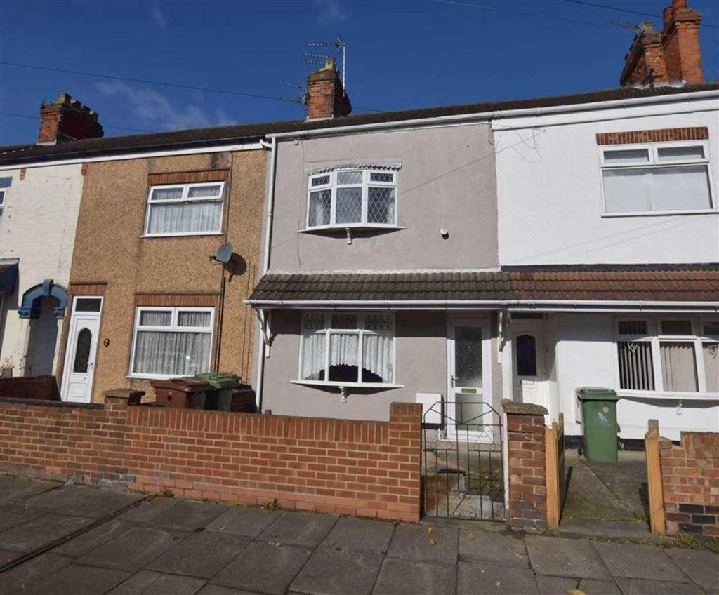 3 Bedrooms Terraced House for sale in Blundell Avenue, Cleethorpes, North East Lincolnshire