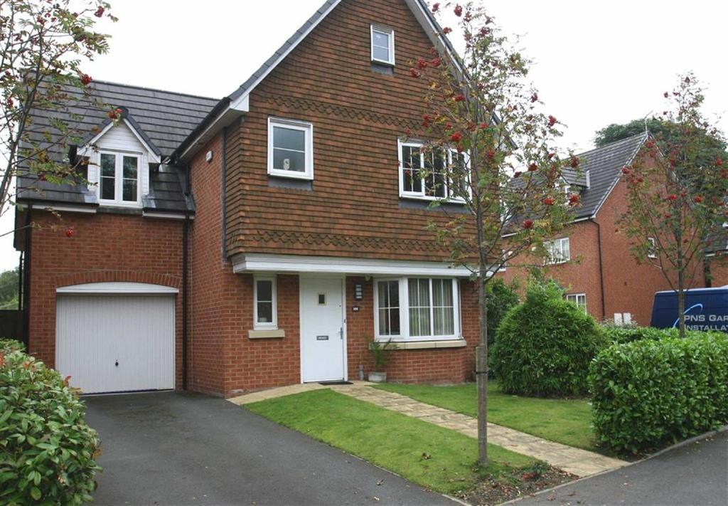 4 Bedrooms Detached House for sale in 11, Cover Drive, Castleton, Rochdale, OL11