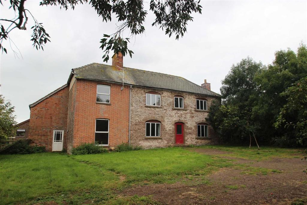 4 Bedrooms Detached House for sale in Orcop, Hereford