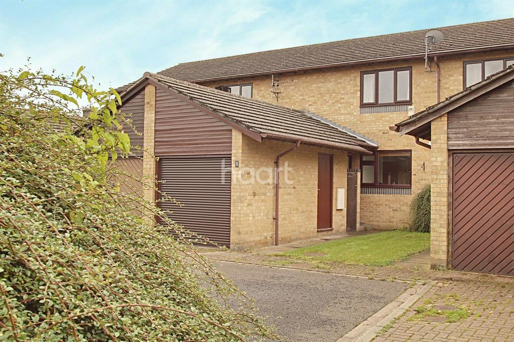 3 Bedrooms Terraced House for sale in Scarsdale Close, Green End Road, Cambridge