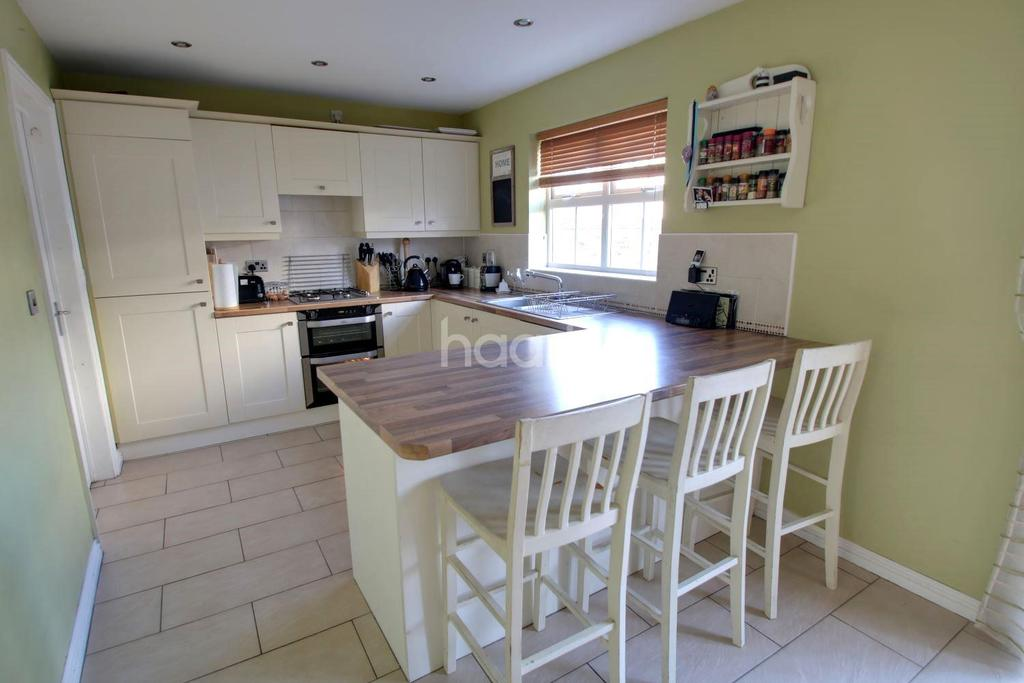 4 Bedrooms Detached House for sale in Rookery Close, Witham St Hughs