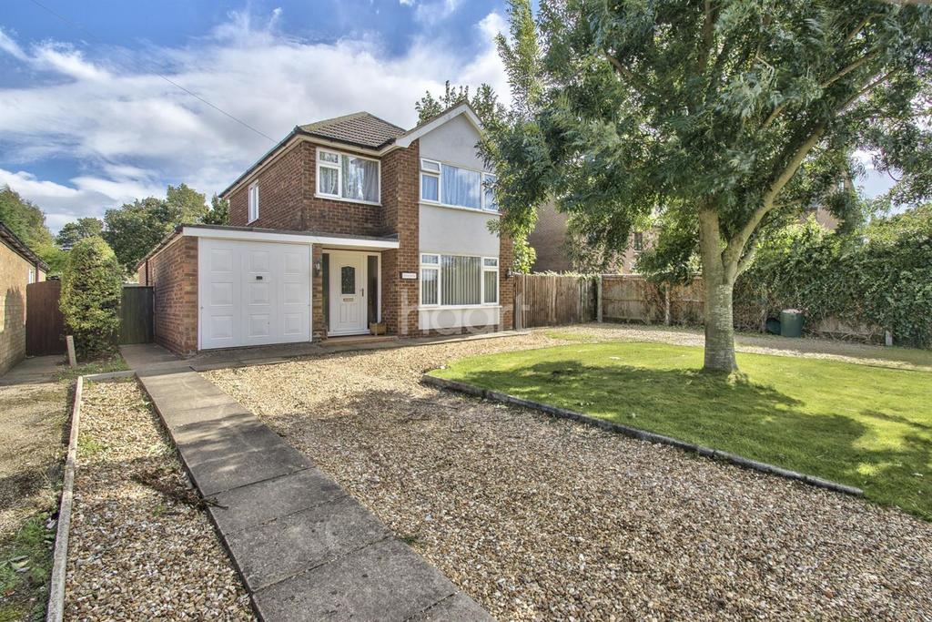 3 Bedrooms Detached House for sale in Daniels Gate, Long Sutton