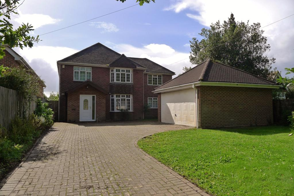 5 Bedrooms Detached House for sale in COMMON LANE, TITCHFIELD