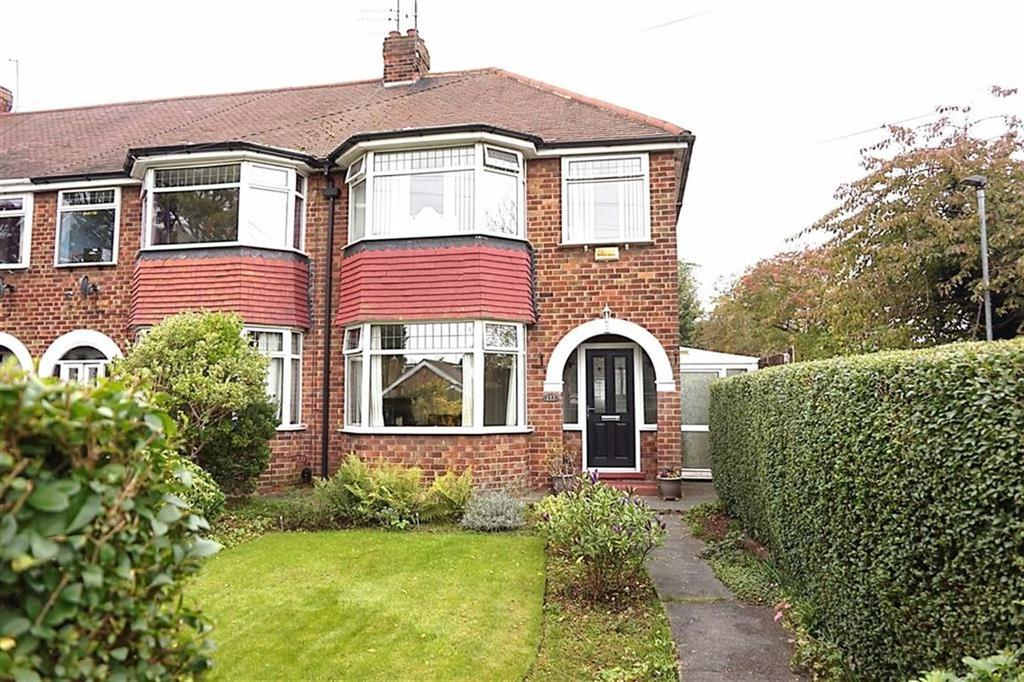 3 Bedrooms End Of Terrace House for sale in Beverley Road, Hessle, Hessle, HU13