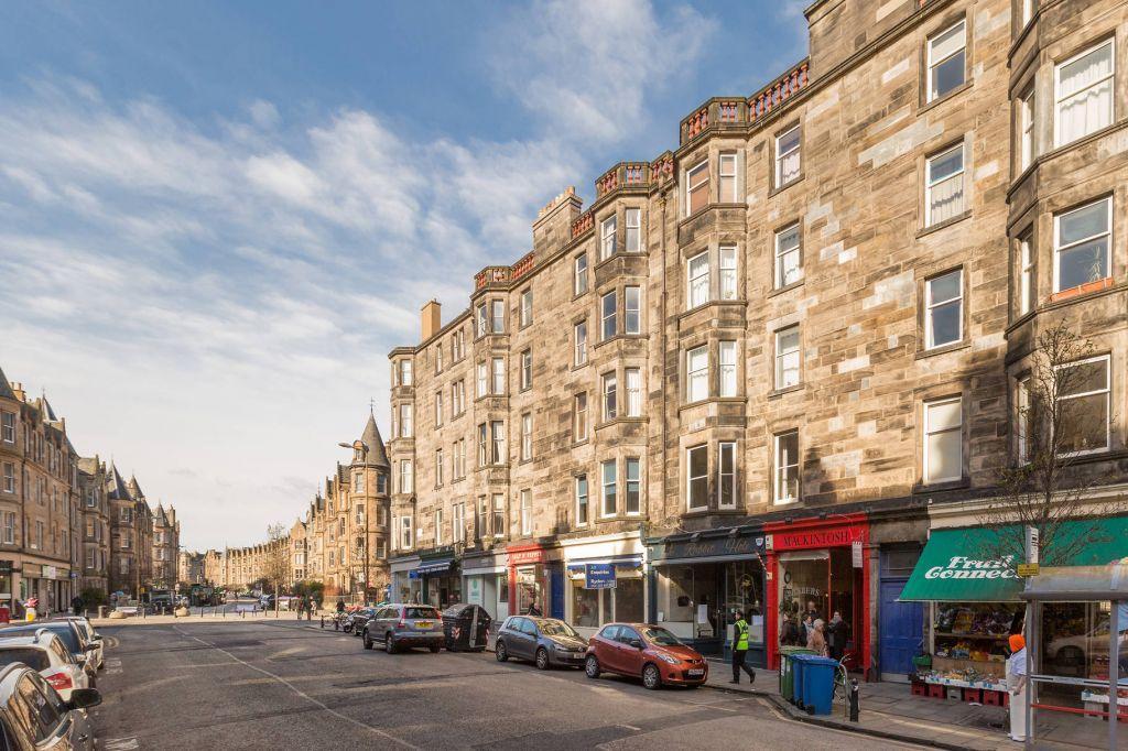 13 3 Roseneath Street Marchmont Edinburgh Eh9 1jh 2 Bed