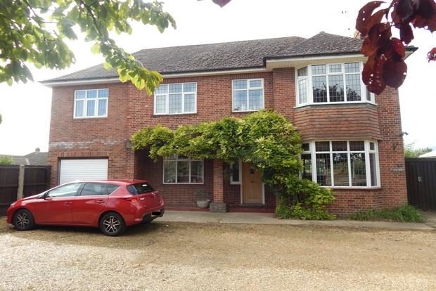 5 Bedrooms Detached House for sale in London Road, Chatteris, PE16