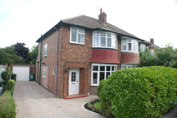 3 Bedrooms Semi Detached House for sale in Needham Avenue, Glen Parva, Leicester, LE2