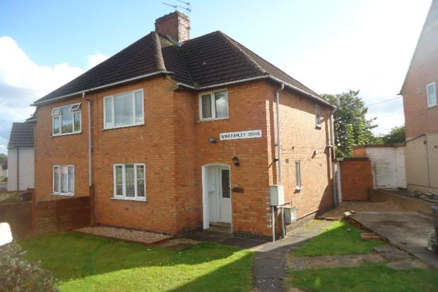 3 Bedrooms Semi Detached House for sale in Winstanley Drive, Leicester, LE3