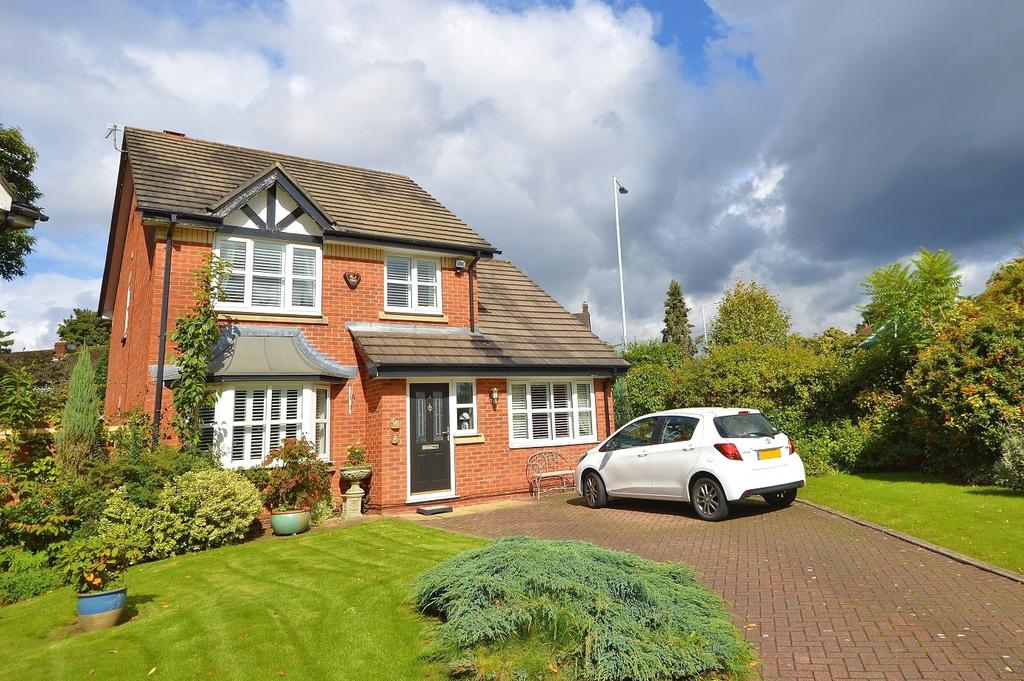 3 Bedrooms Detached House for sale in Briars Mount, Heaton Mersey